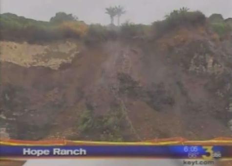 Fumo da una collina in California: strano fenomeno geologico  lascia perplessi gli scienziati