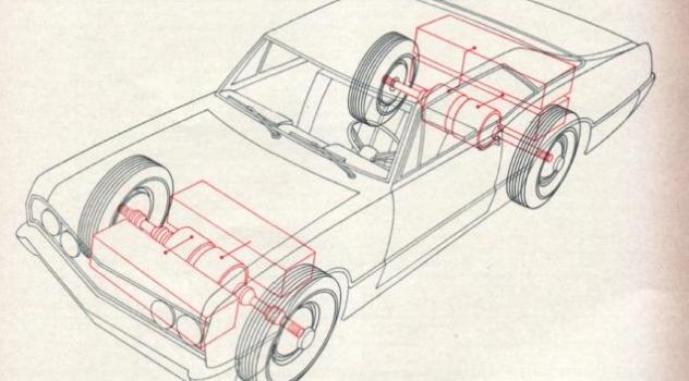 """L'auto elettrica che con un """"pieno"""" fa 700 km a 80 km/h e 300 km a 130 km/h"""