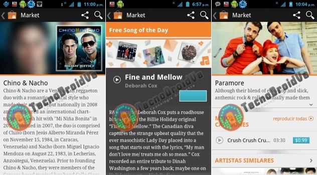 Google Music, trapelano i primi screenshot dello store musicale