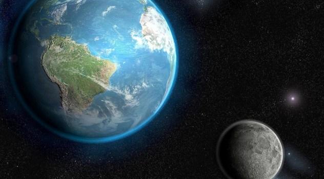 Tuffo nello spazio, la Terra come non l'avete mai vista